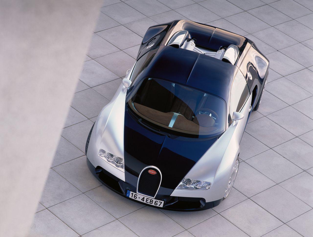 2000 Bugatti EB 16·4 Veyron-1