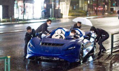 McLaren Elva-Japan-Rain