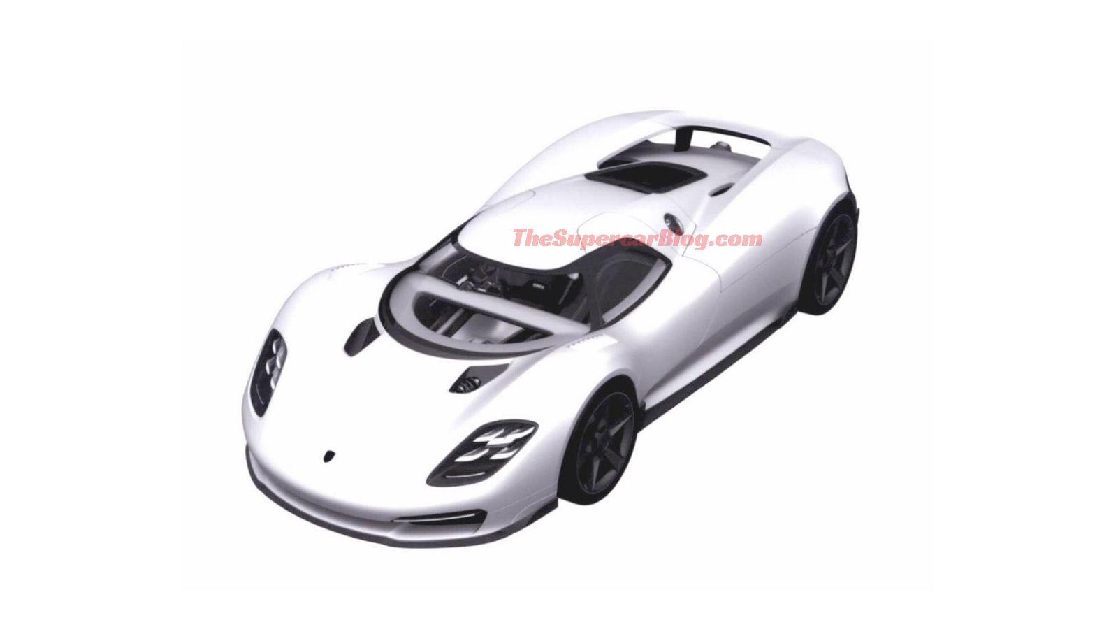Porsche 917-918 Spyder-patent-4