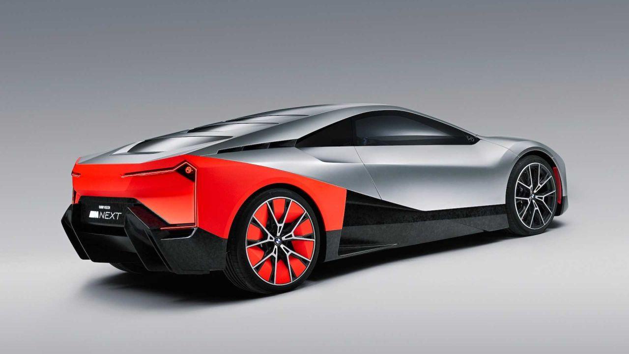 BMW Vision M NEXT-Hybrid Supercar-2