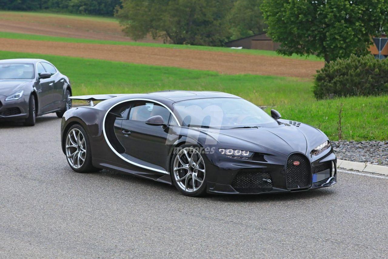 Bugatti Chiron SS 300 Prototype-1