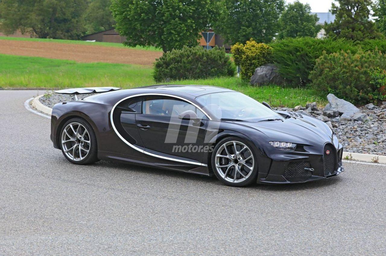 Bugatti Chiron SS 300 Prototype-3