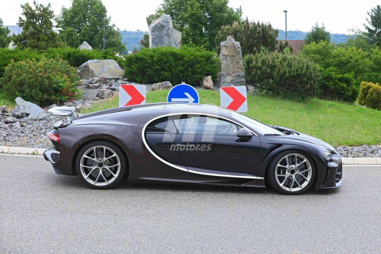 Bugatti Chiron SS 300 Prototype-4