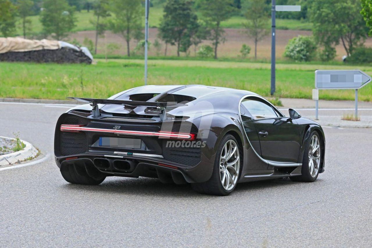 Bugatti Chiron SS 300 Prototype-5