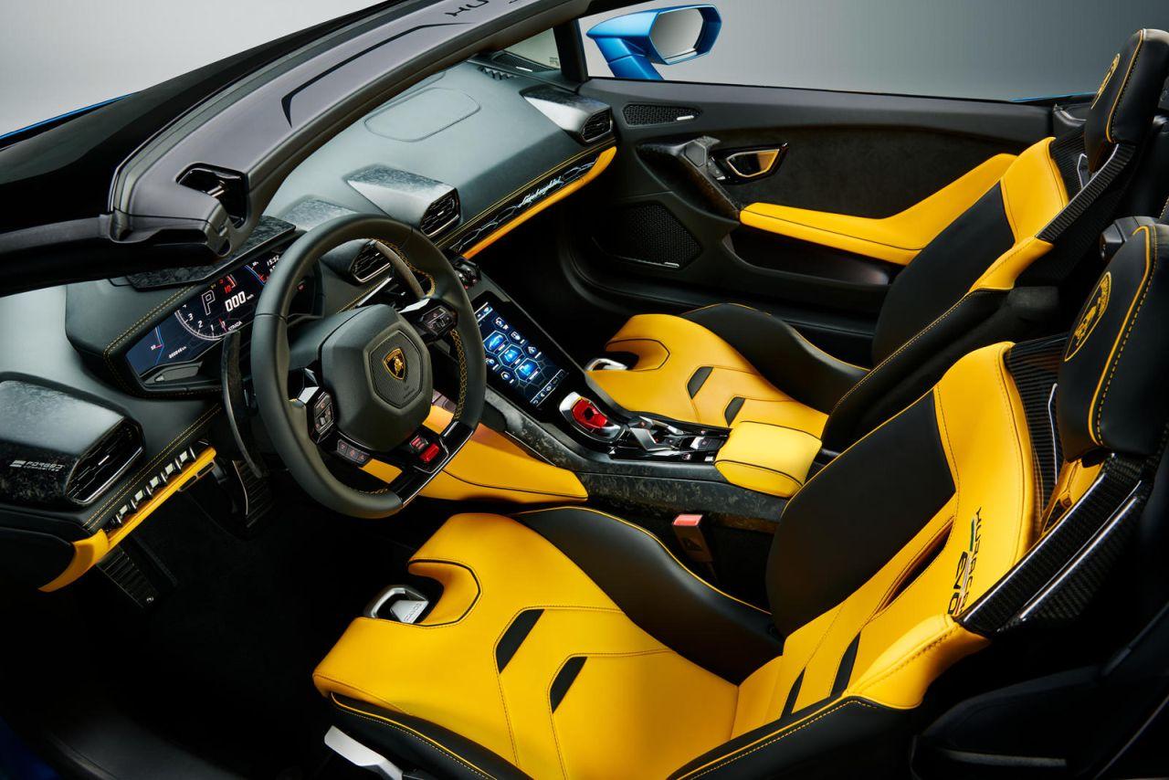 Lamborghini Huracan Evo RWD Spyder-3