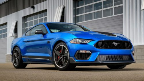 2021 Ford Mustang Mach 1-1