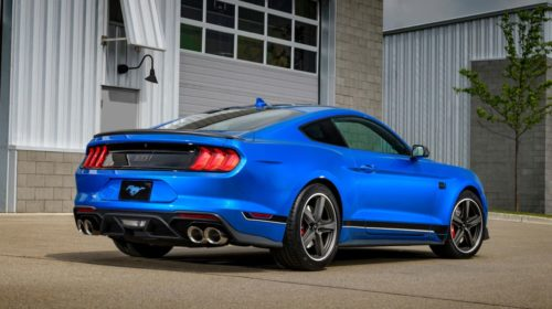 2021 Ford Mustang Mach 1-12