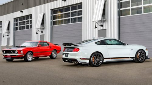 2021 Ford Mustang Mach 1-6