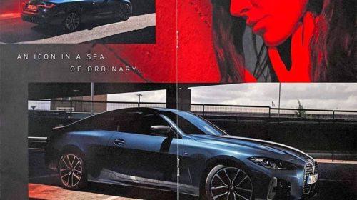 BMW 4 Series Leaked-2