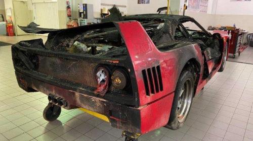 Ferrari F40 Monte Carlo-Fire-Restoration-3
