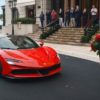 Ferrari SF90 Stradale Le Grand Rendez-Vouz film