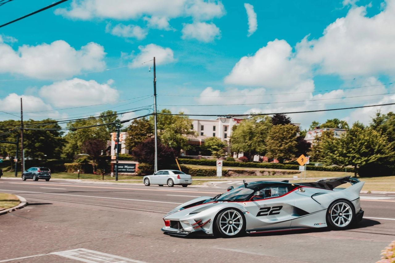 Have You Ever Seen A Laferrari Fxx K Evo On The Streets The Supercar Blog