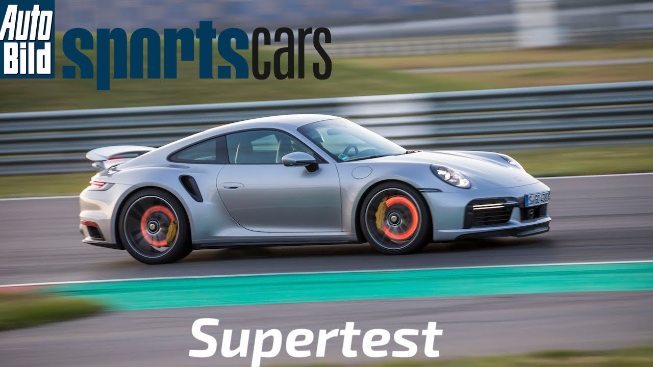 2021 Porsche 911 Turbo S Is Much Faster Than What The Brochure Says The Supercar Blog