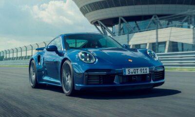 2021 Porsche 911 Turbo-3