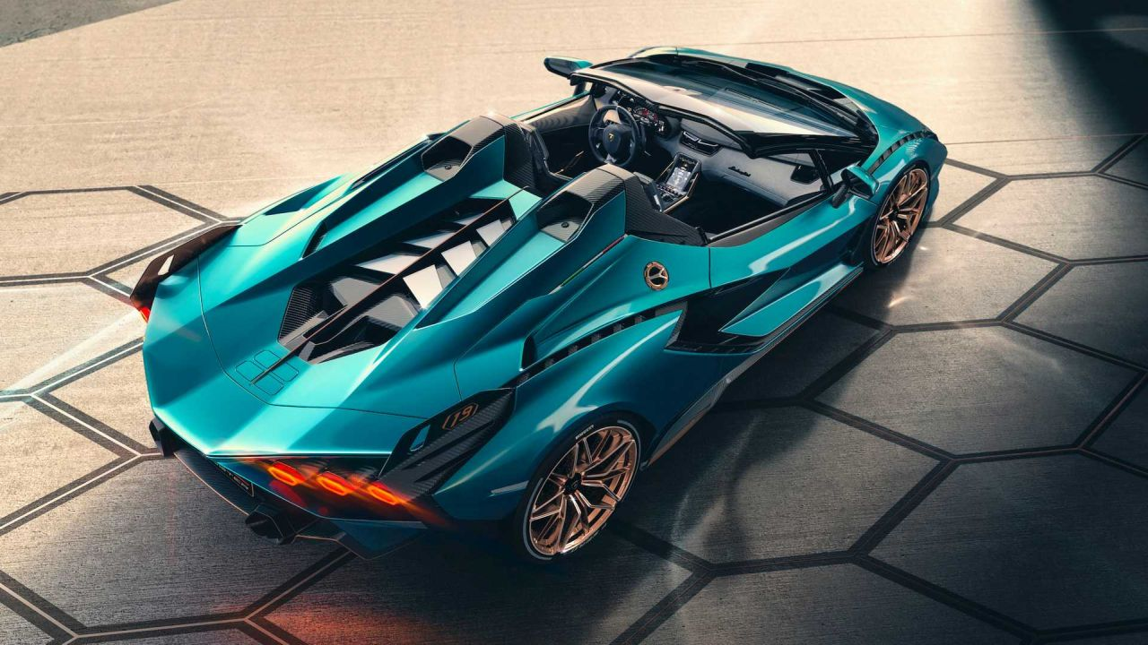 Lamborghini Sian Roadster-3