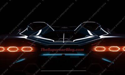 Lamborghini Sian Roadster teaser-2