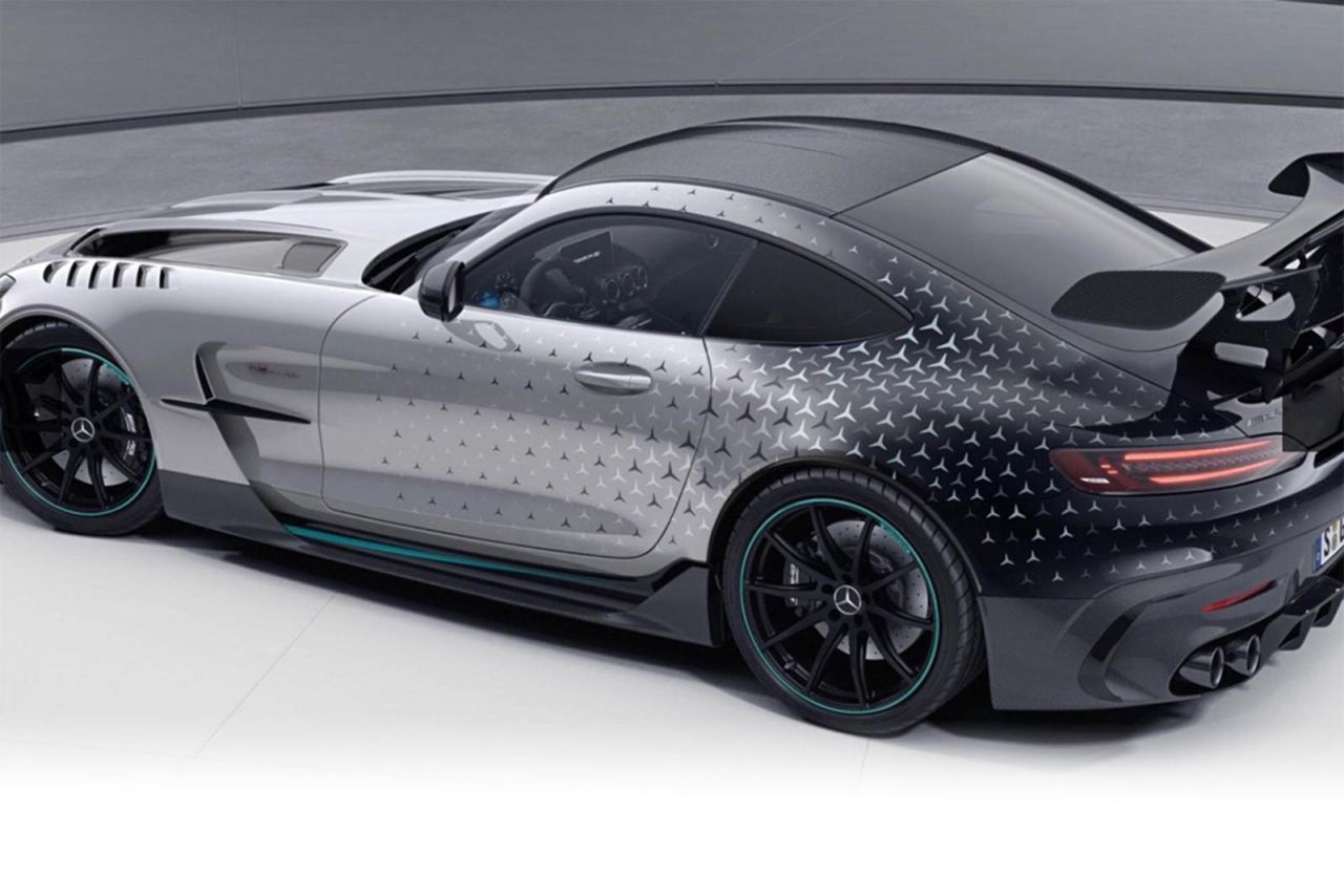 Mercedes-AMG GT Black Series P One Edition-2