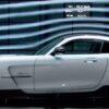 Mercedes-AMG GT Black Series teaser