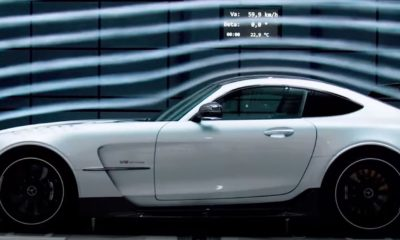 Mercedes-AMG GT Black Series teaser