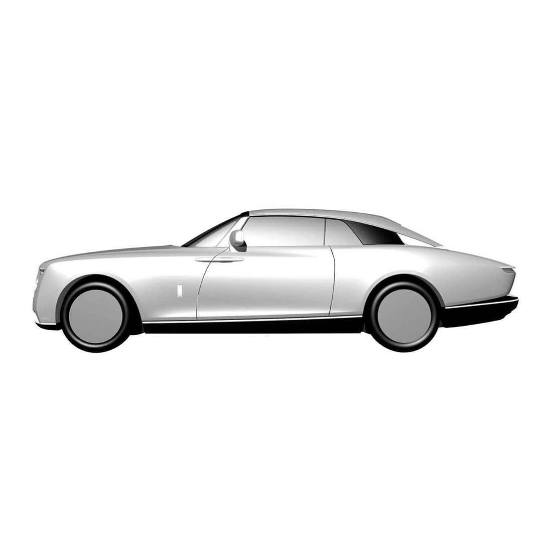 One-off Rolls Royce Wraith Coupe-2