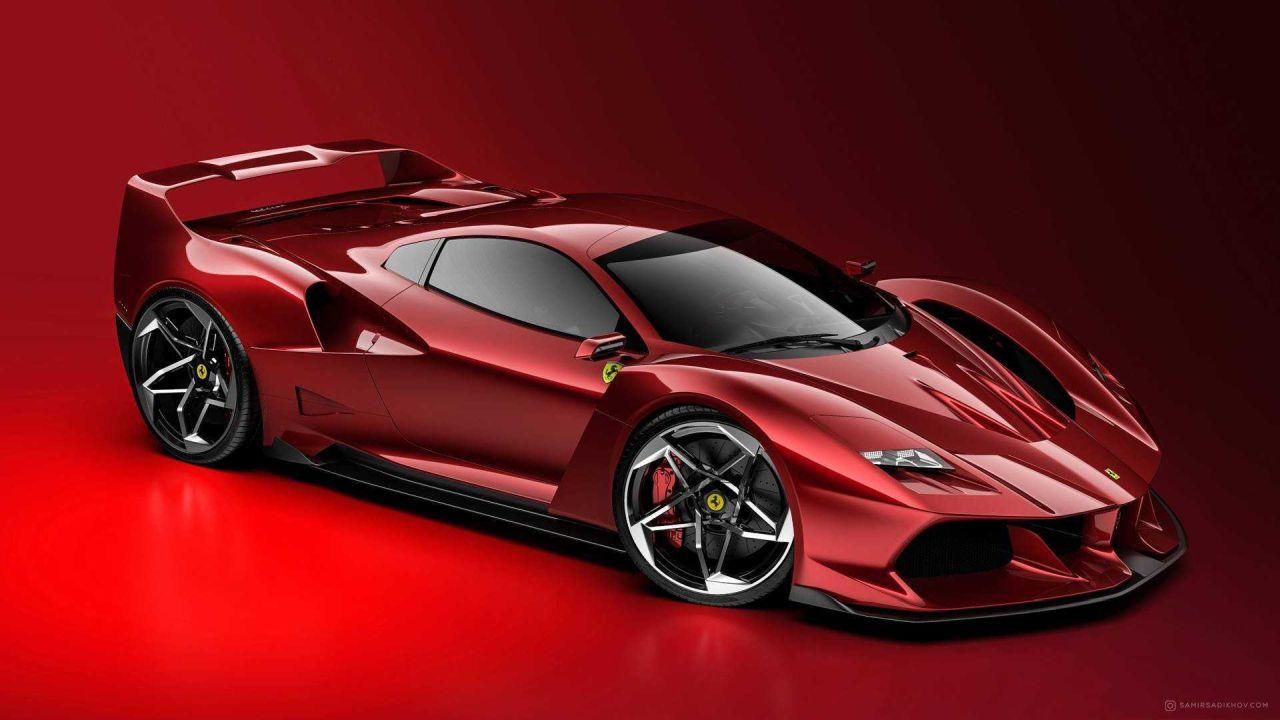Ferrari-F40-Tribute-by-Samir-Sadikhov-1