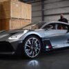 First Bugatti Divo in the US-Miller Motorcars