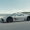 Mercedes-AMG ONE Prototyp // Mercedes-AMG ONE prototype