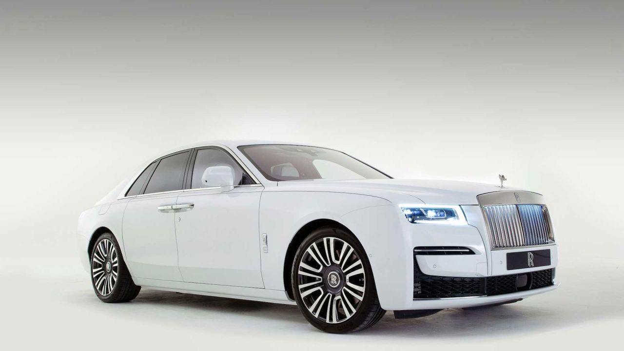 2021 Rolls Royce Ghost-Gen-2-1