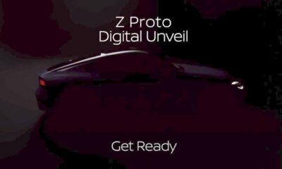 Nissan 400Z Prototype-Unveil-teaser