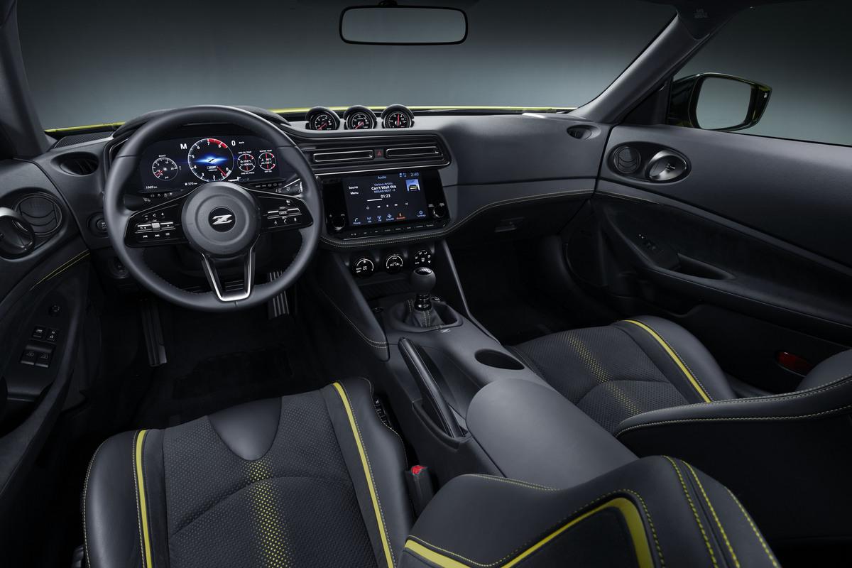Nissan Z Proto 4