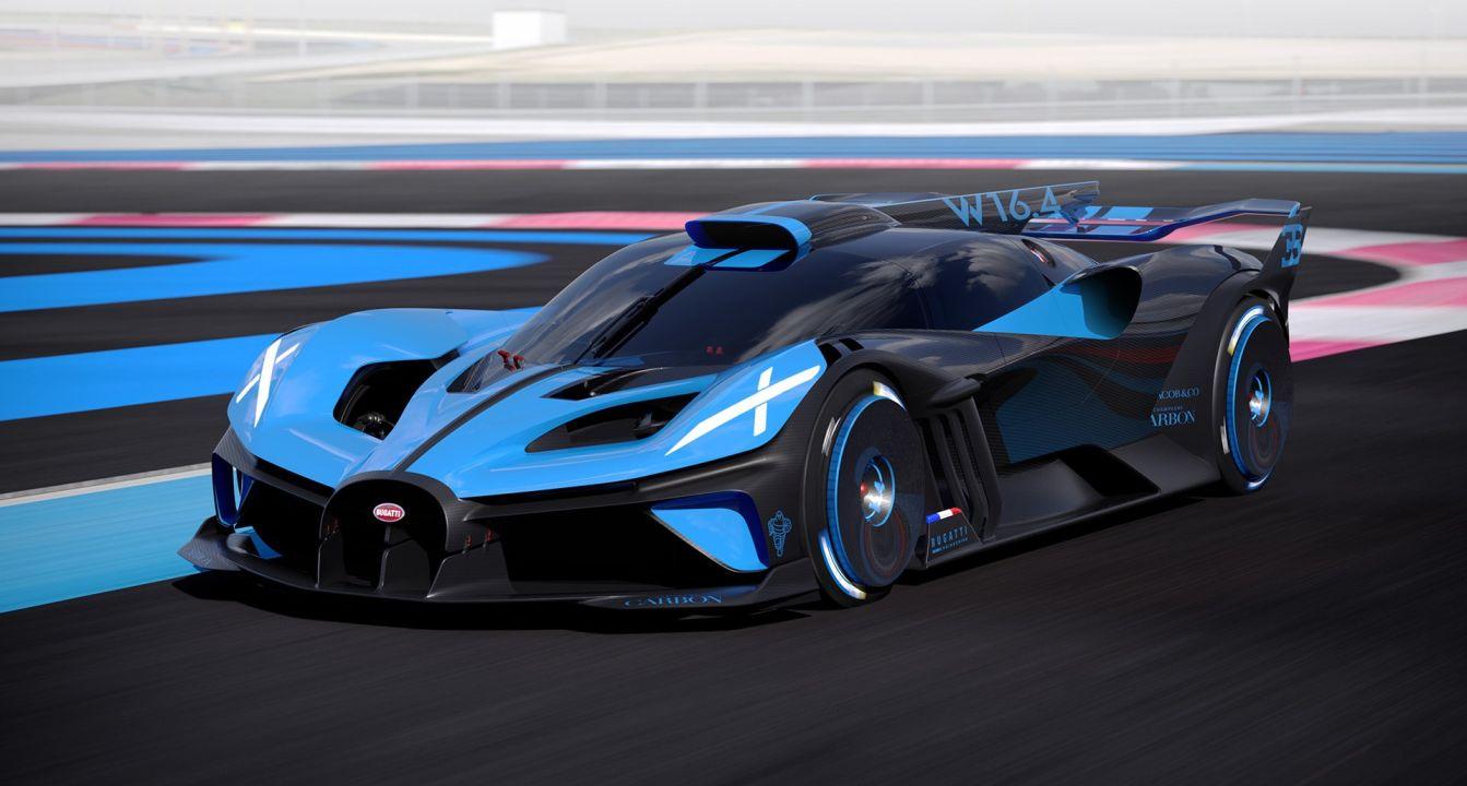 Bugatti Bolide-track hypercar-2