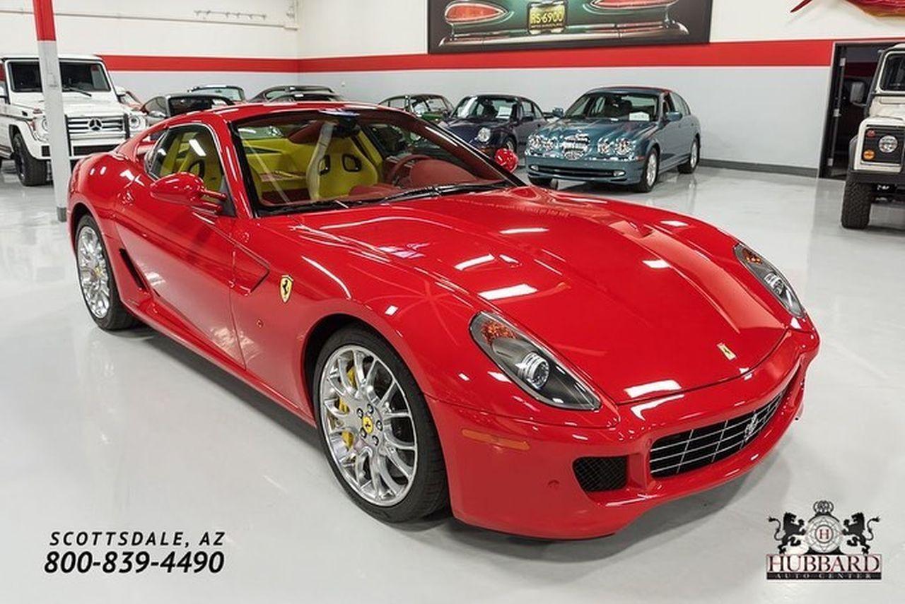 Ferrari 599 GTB for sale-1