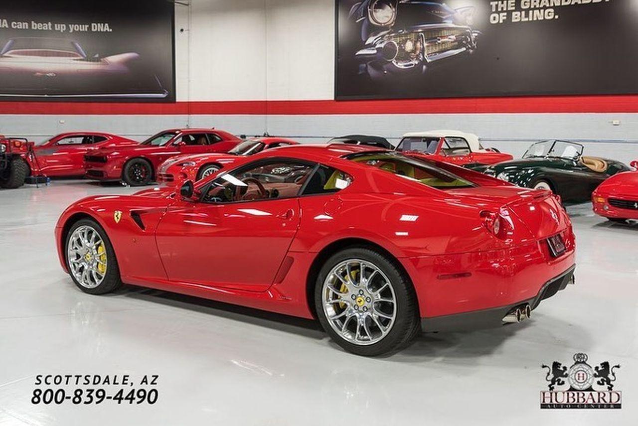 Ferrari 599 GTB for sale-3