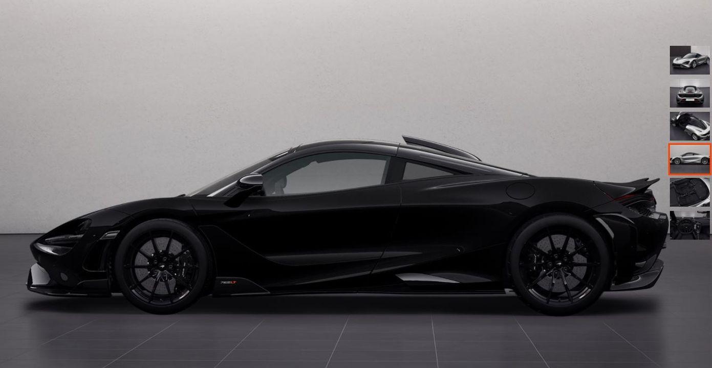 McLaren 765LT Black Sinister Spec-1