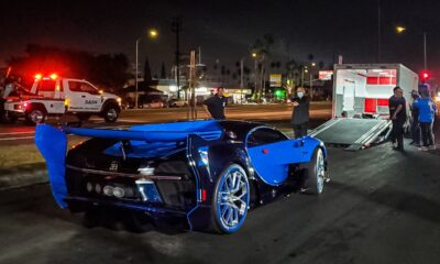 Bugatti Vision GT spotted in Los Angeles-1