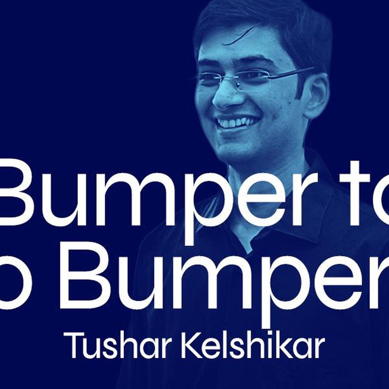Drive On-Bumper to Bumper with Tim Bravo-Tushar Kelshikar