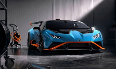 Lamborghini Huracan STO-1