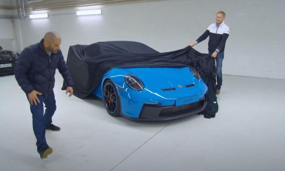 Porsche 911 GT3-leaked-Top-Gear-1
