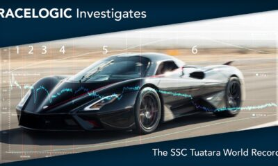 SSC Tuatara-Top Speed-Analysis Racelogic