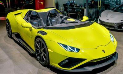 Lamborghini Huracan EVO Aperta-Speester-DDE-2