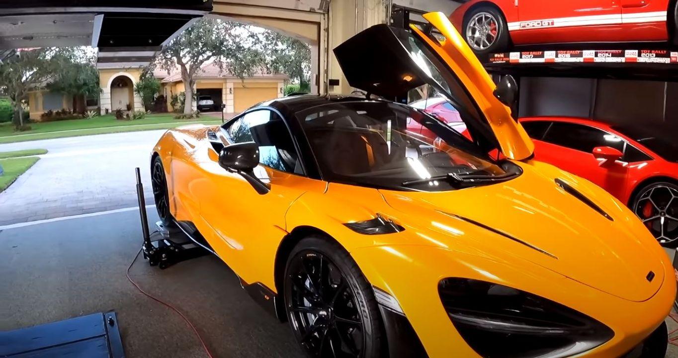 McLaren 765LT-quarter-mile-street