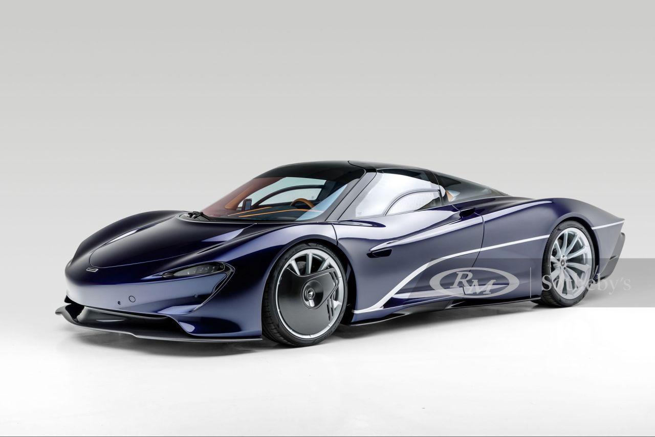 McLaren Speedtail-2021-RM Auctions-1