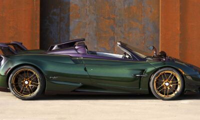Pagani Huayra Roadster BC-purple-green-carbon-2