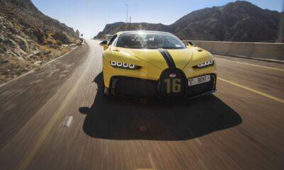 Bugatti Chiron Pur Sport-Hajar-Dubai
