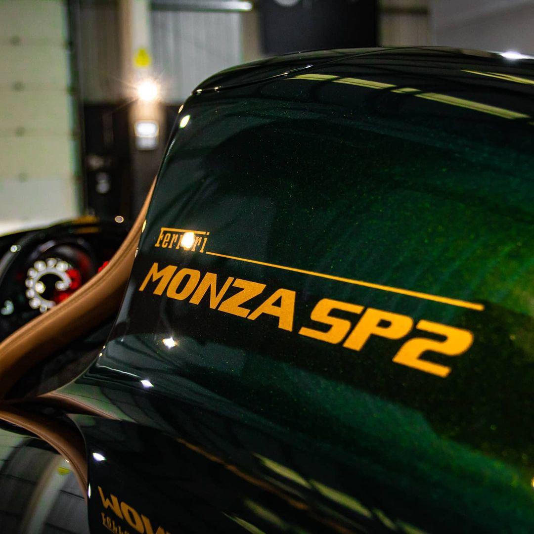 Green-Gold-Ferrari Monza SP2-UK-2