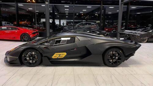 Lamborghini Essenza SCV12-2