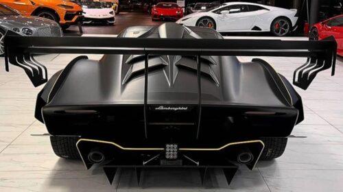 Lamborghini Essenza SCV12-3