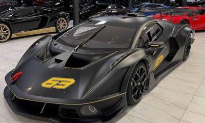 Lamborghini Essenza SCV12-4