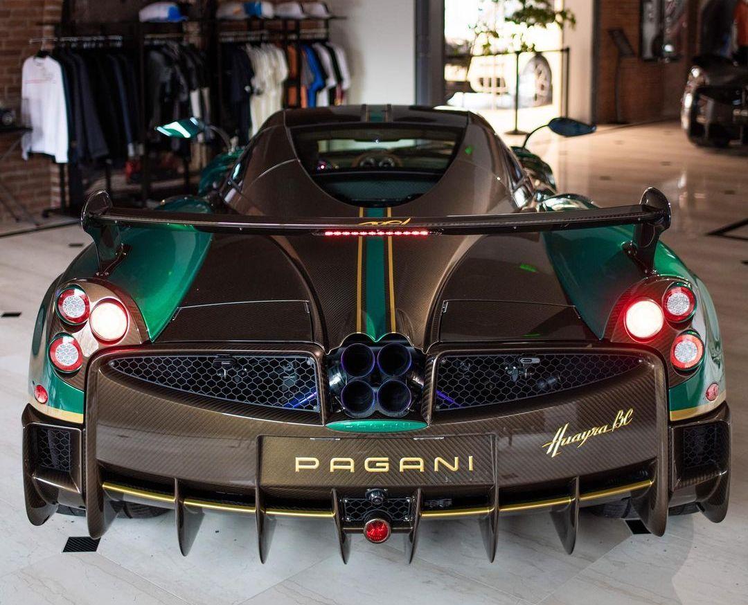 Verde McLaren Green-Pagani Huayra BC-for-sale-3