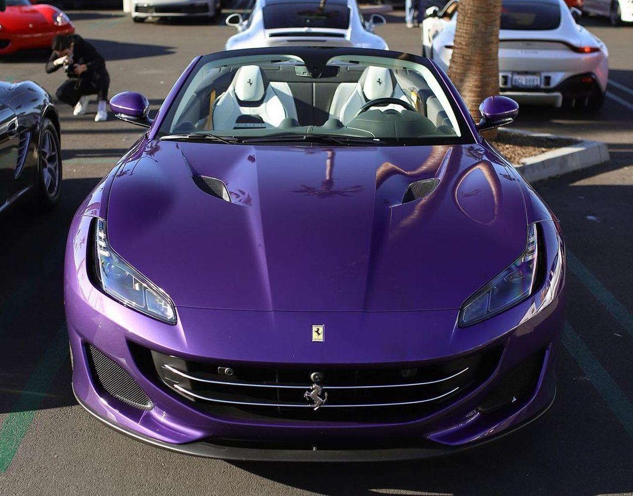 Viola Dino Ferrari Portofino-California-2